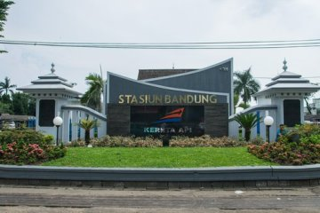 Pengiriman Joper ke Stasiun Bandung Kota