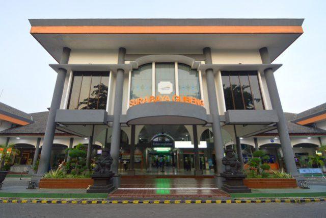 Pengiriman DOD Peking KW ke Stasiun Gubeng Surabaya