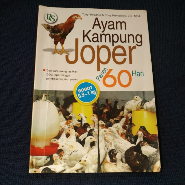 Kami juga menyediakan Buku Beternak JOPER dengan harga terjangkau | gambar 3