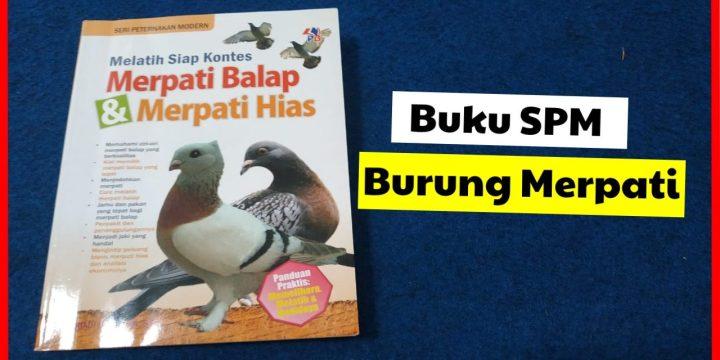 Buku SPM Melatih Siap Kontes Merpati Balap & Merpati Hias