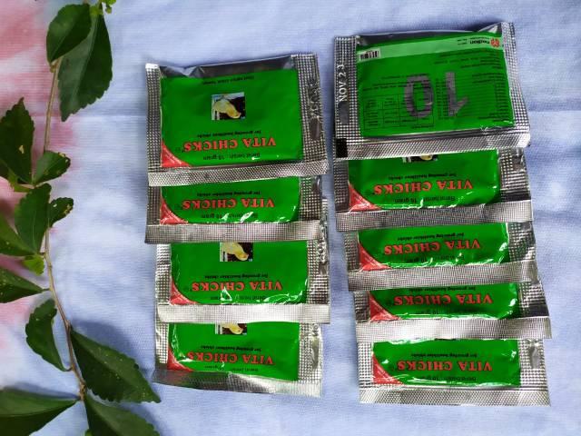 Foto vita chicks per sachet 10 gram | image 3