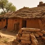 village-mud-houses-rajasthan