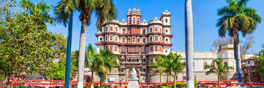 Rajwada places to visit in indore