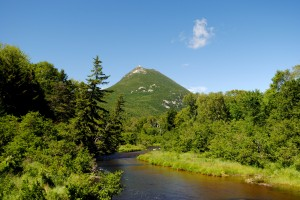 Northern Maine sure is beautiful, it's just really far from everywhere.