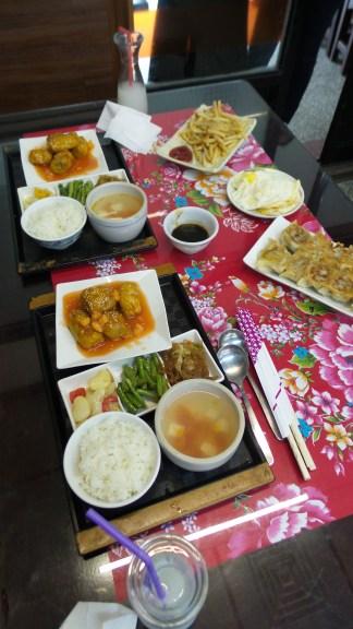Food at Ming Yuan