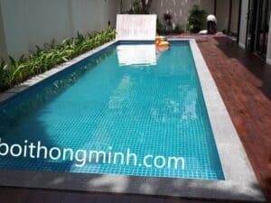 Hồ Bơi Gia Đình Đẹp 36 m2 – Bình Tân – Tp.HCM