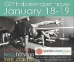 Garden State Yoga Opening