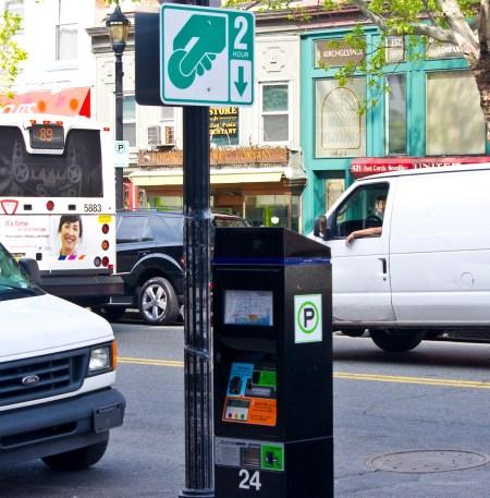Hoboken Parking Meter