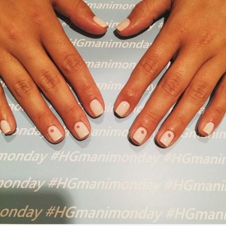 Hoboken Girl - J Nail and Spa - HGmanimonday - nail art