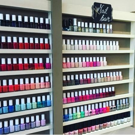 hoboken girl - dream nail and spa - HGmanimonday - polish selection