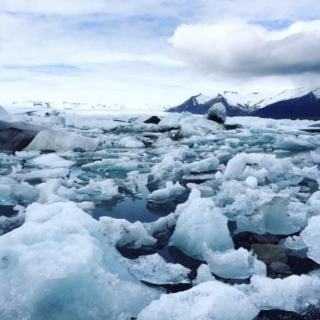 Jökulsárlón South Iceland Glacial Lagoon