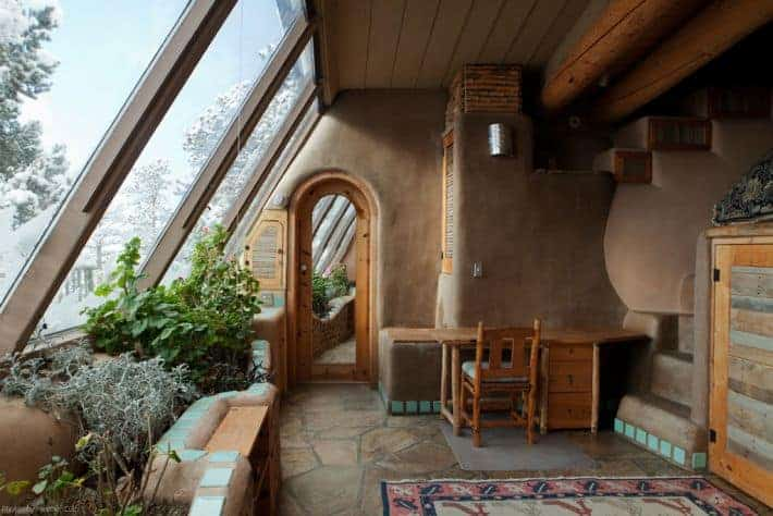 earthship tiny houses how to build