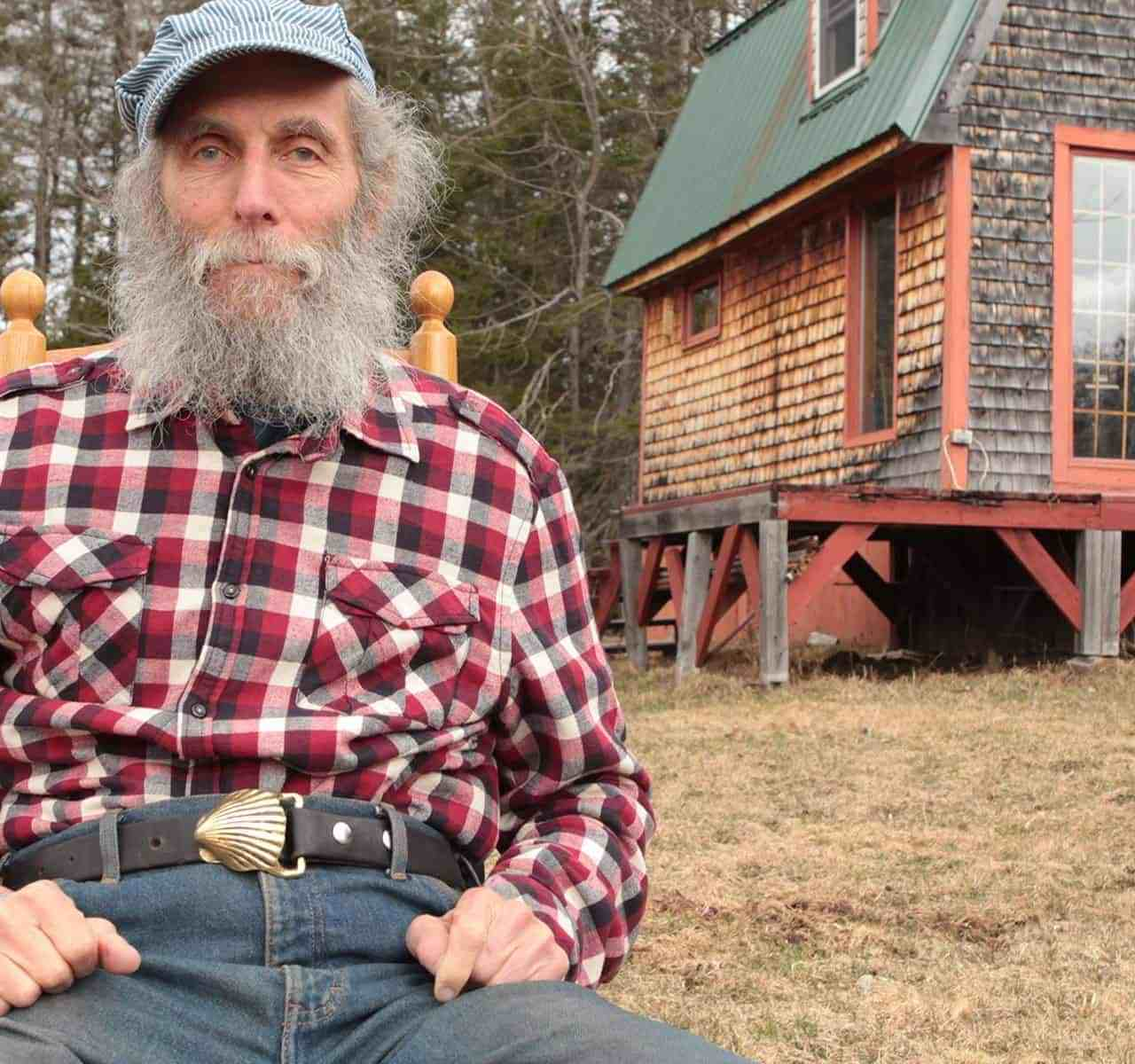 Burt's Bees Wax Founder Lives in a Tiny House, Check it Out