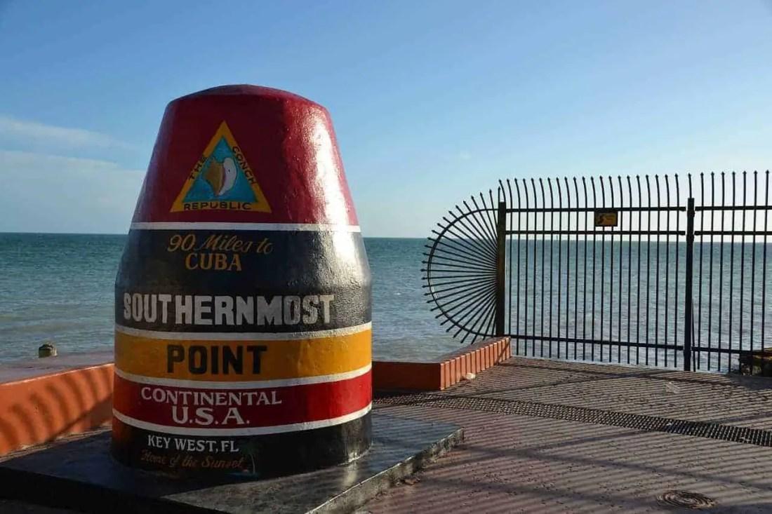 Key West Florida Deadline Travel