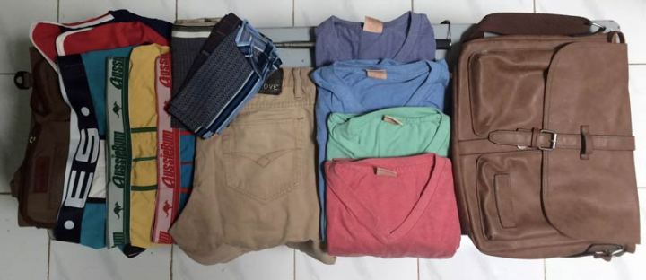 What to Pack, Digital Nomads