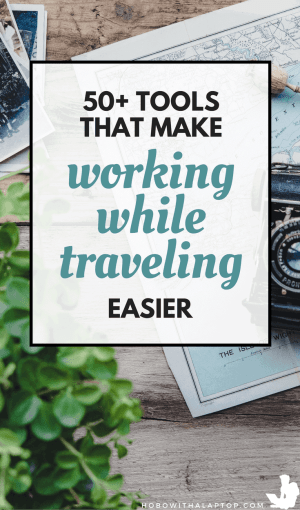 digital nomad tools and resources