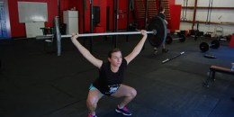 overhead squats pregnant