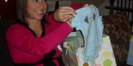 crossfit onesie baby shower