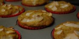 ziucchini carrot paleo muffins