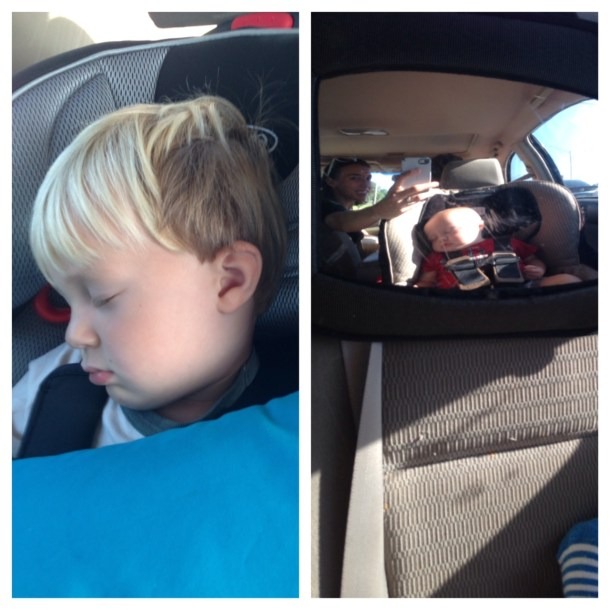 car sleep driving