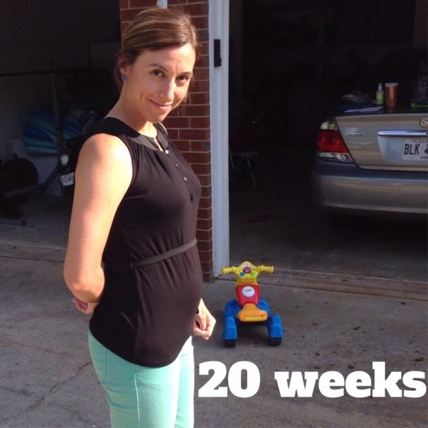 20 week bump