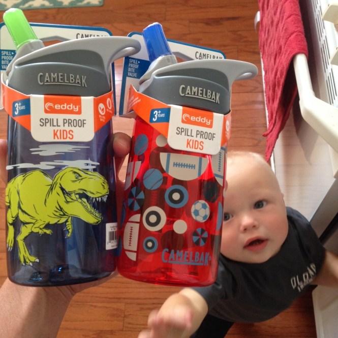 camelback kid's water bottles