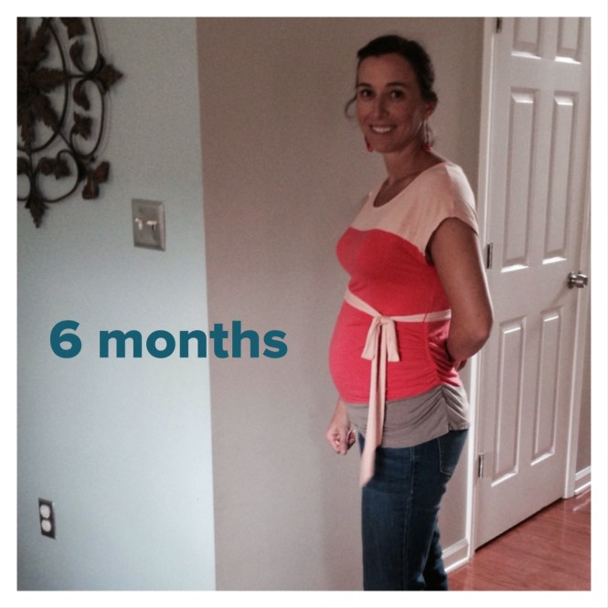 6 month bump