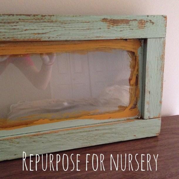 repurpose for nursery