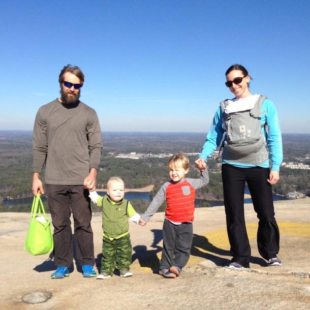stone mountain family of 5