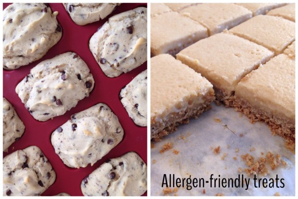 allergen friendly treats