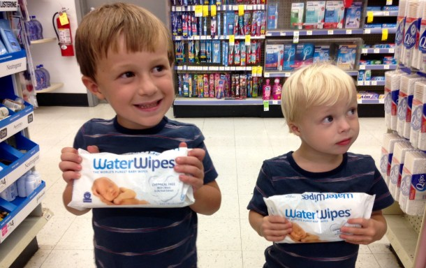 Boys waterwipes walgreens