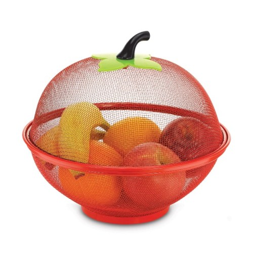 mesh fruit basket