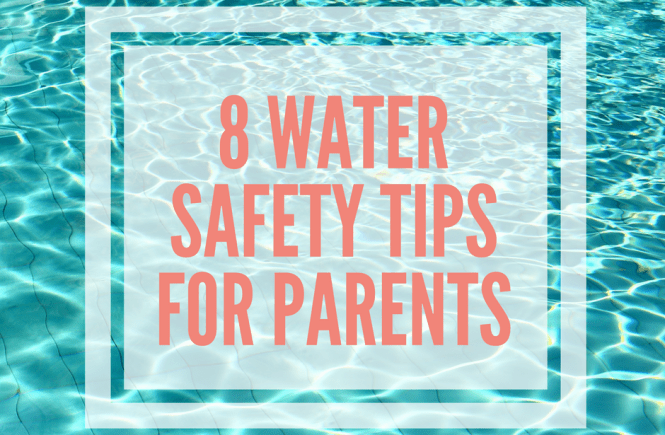 water safety tips for parents