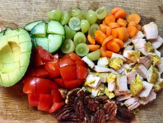 mega salad toppings