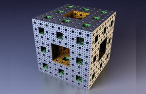 MegaMenger – Hobs help build the world's largest fractal!