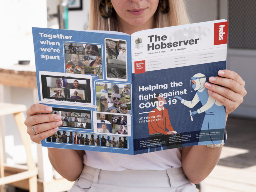 Our Summer edition of The Hobserver has arrived
