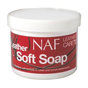 Naf Leather Soft Soap nahaseep