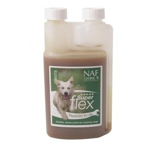 NAF Canine Superflex söödalisand koertele