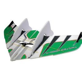 Crack Wing Green Full Kit ARF