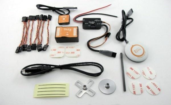DJI Naza M V2 GPS Combo
