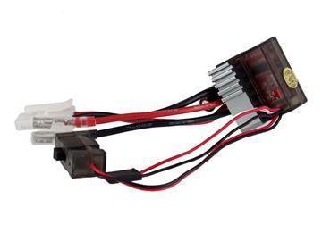 Brushless FBL 3 in 1 Control Unit (RX/ESC/Gyros)