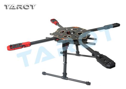 Tarot 650 Sport Quadcopter Frame – Hobyku.com