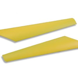 Xtreme Blade for Lama and CX-1 pair (Upper-Yellow)