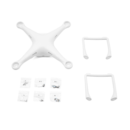 DJI Phantom 3 – Shell (Includes top & bottom covers) (sta)