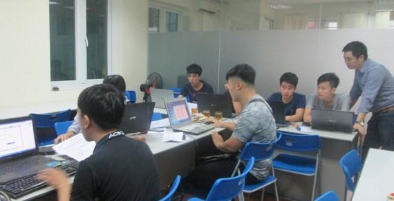 Dự án thực tập lập trình CodePlus – ươm mầm tài năng Việt
