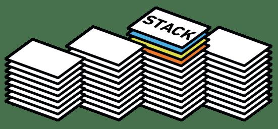 Mô tả về ngăn xếp (stack) trong lập trình