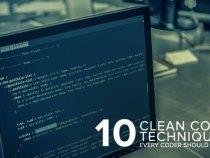 """10 tips để code """"sạch"""" mà mọi lập trình viên phải biết"""
