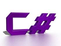 Học lập trình C# với chuyên gia, đi làm ngay sau khi học