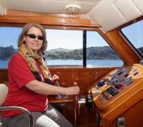 Testimonial Hochsee Meilentörn Motoboot