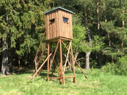 Jagdkanzel gefunden auf Hochsitz kaufen